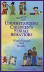 Understanding Children's Sexual Behaviors Booklets